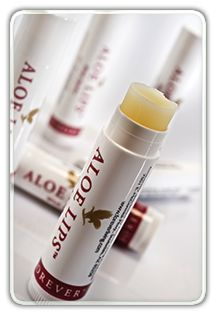 ALOE LIPS! Moisturising aloe-based formula Protection in hot and cold temperatures Soothes and moisturises the lips. To order your pocket sized Aloe Lips visit my website: http://foreverluminous.flp.com