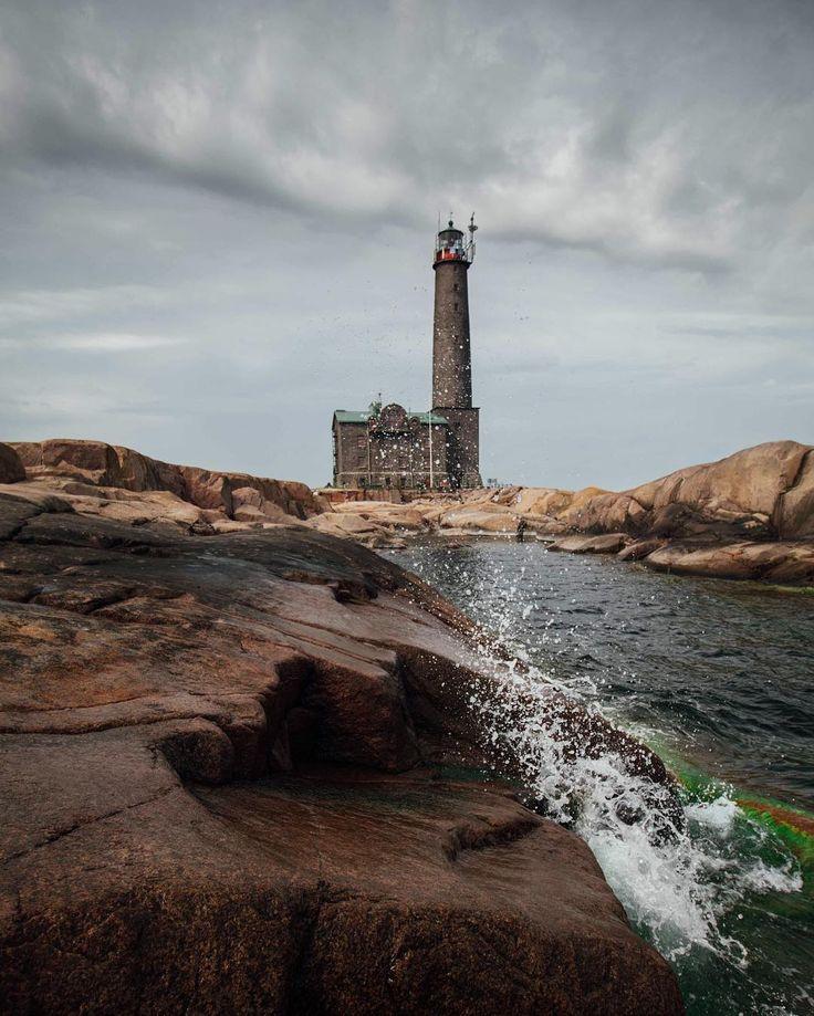 @julia_kivela Bengstkär Lighthouse