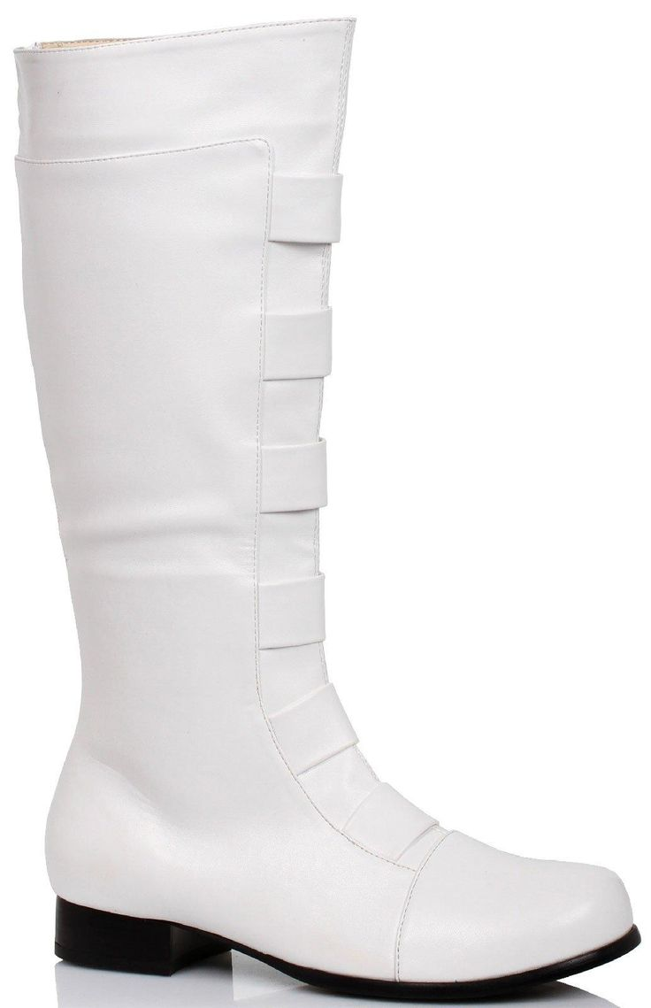 White Boots For Men from Buycostumes.com