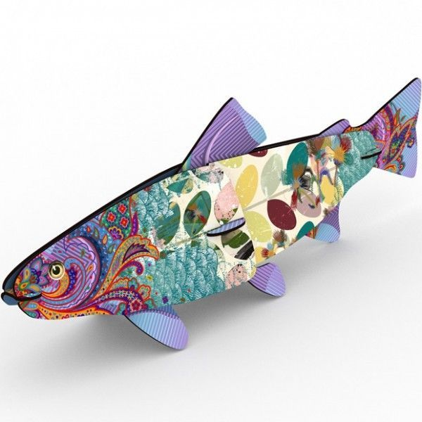 Miho Unexpected Nick The Quick Fish Ornament