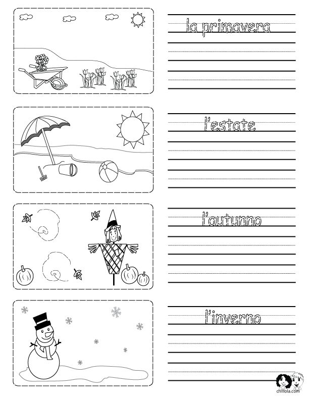 Free Printable Preschool Worksheets In Spanish