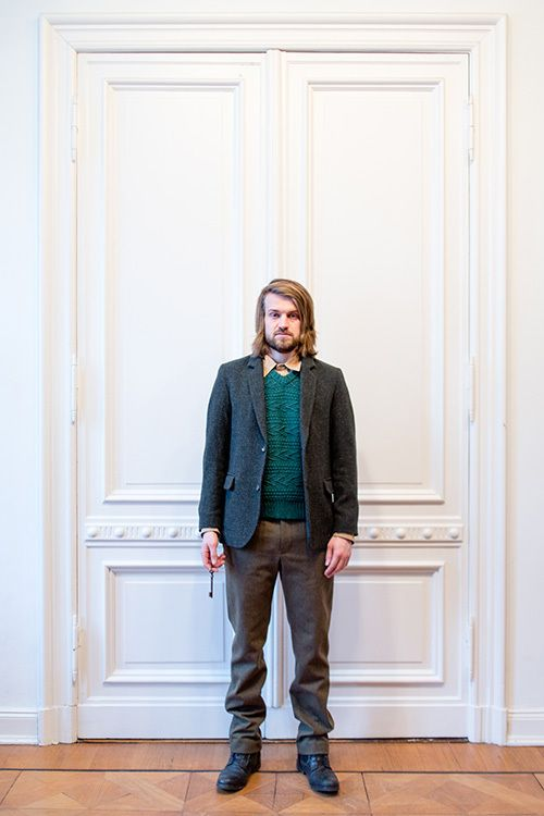 フランク リーダー(FRANK LEDER)2016-17年秋冬 コレクション Gallery4