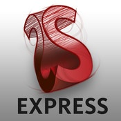 SketchBook Express- Free   Amazing-simplified Photoshop Very student friendly