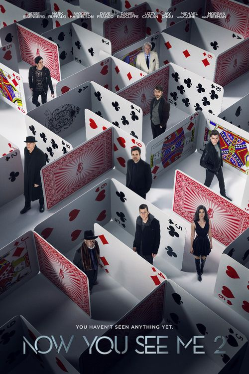Watch->> Now You See Me 2 2016 Full - Movie Online