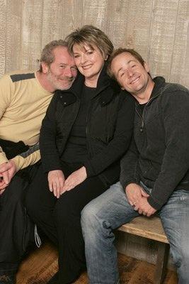 Brenda Blethyn, Billy Boyd and Peter Mullan