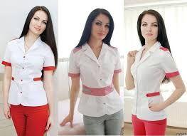 Resultado de imagen para медицинские халаты модный доктор