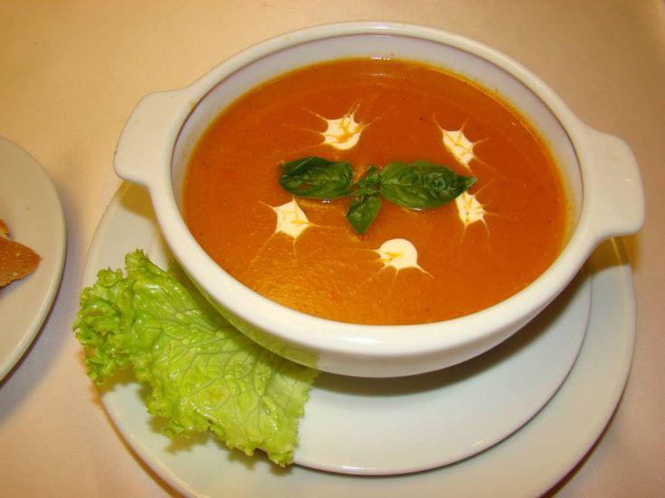 Sopas Tradicionales - Crema de Tomate