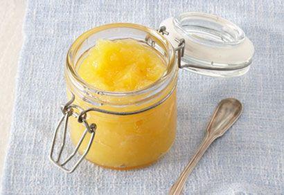 Recette Tartinade à l'orange et à l'ananas - Coup de Pouce