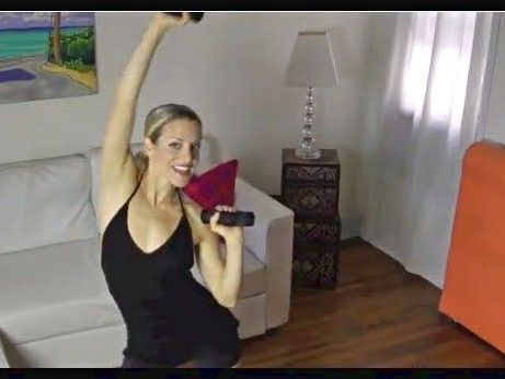 Tracys BEST ARM WORKOUT, BEST AB WORKOUT (10 Minuten)