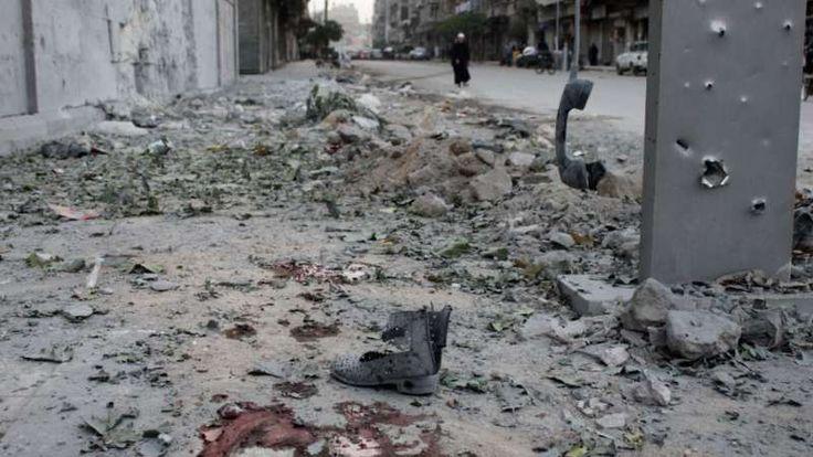 النظام يكثف غاراته الجوية على حلب و الضحايا بالعشرات