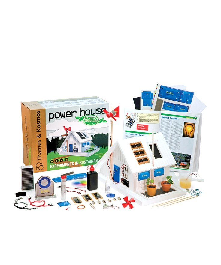 Power House: Green Essentials Kit