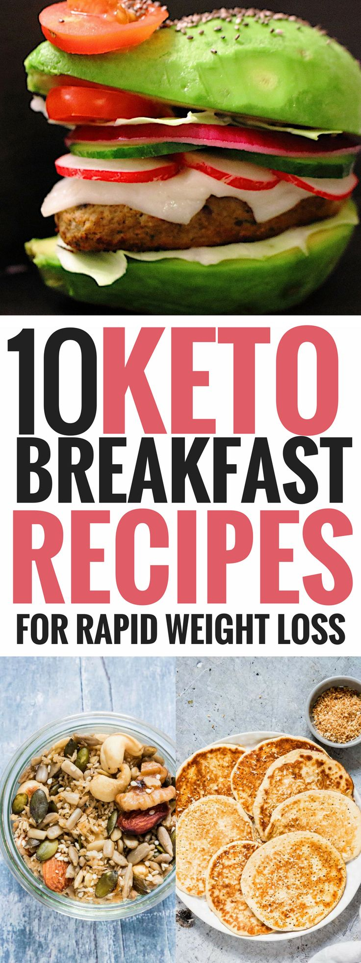 10 Ketogenic Breakfast Recipes That Will Help You Lose Weight Fast