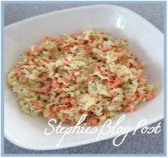 Amerikanischer Coleslaw - erfrischender, schneller Sommersalat zum Grillen und Genießen: Im Thermomix in wenigen Sekunden zubereitet - auch vegan möglich!