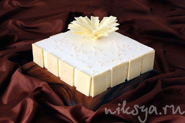 V8 cake