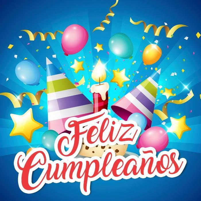 Nuevas Tarjetas e imágenes de cumpleaños para Facebook