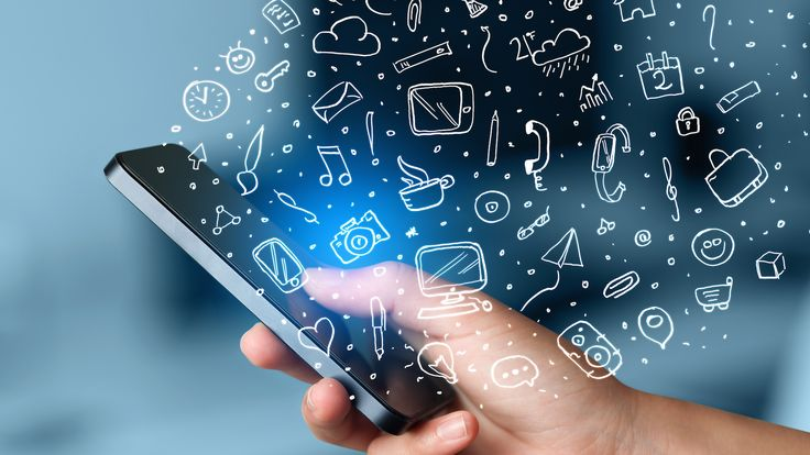 Which came first, the #mobileapp or the #audiences ?