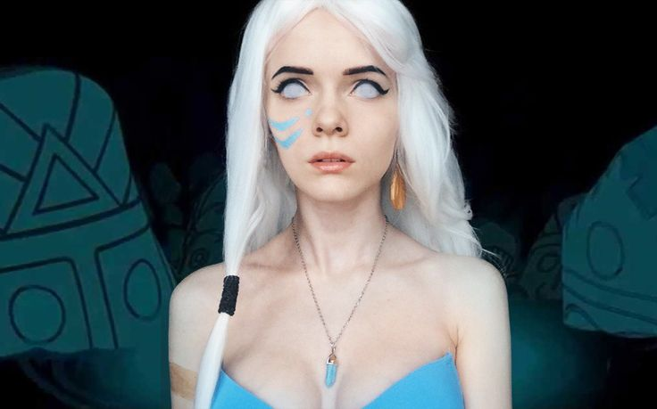 My own Kida -  Atlantis: The Lost Empire cosplay - Imgur