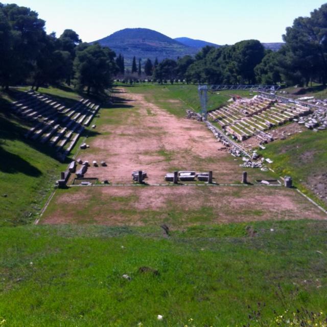 Ancient Epidavros