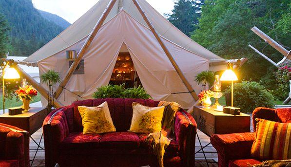 Clayoquot Wilderness Resort, Canada (Vancouver Island)