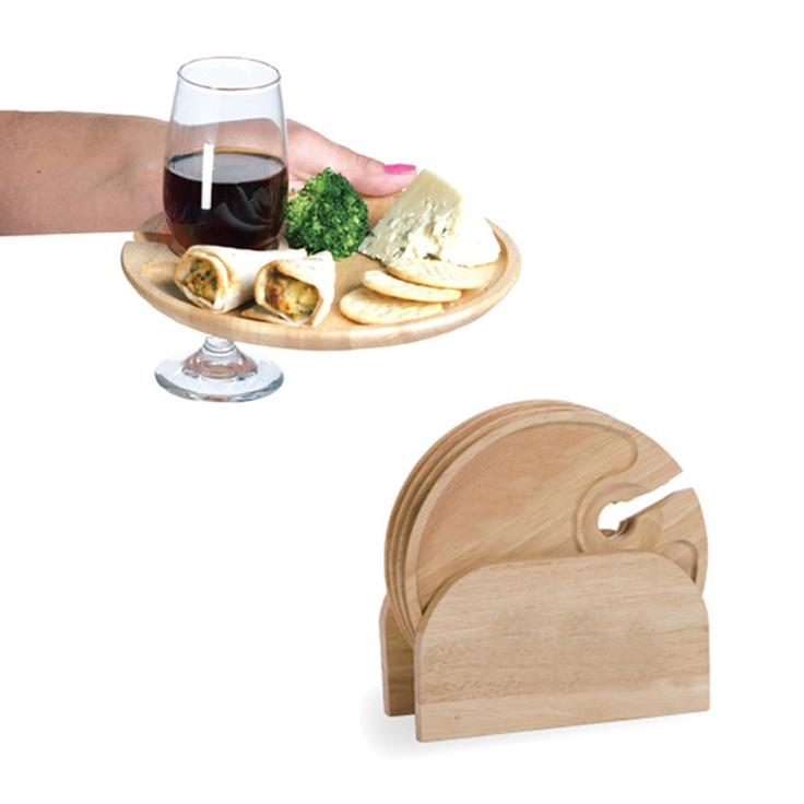 Cocktail Trays -  Set of 4 $30.00