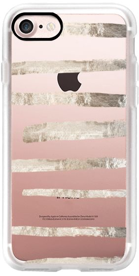 Casetify iPhone 7 Classic Grip Hülle - SURI MIXED SILVER $ 40 by Monika Strigel iPhone 6 by Monika Strigel #Casetify