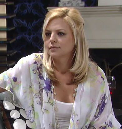 Kirsten Storms as Maxie Jones