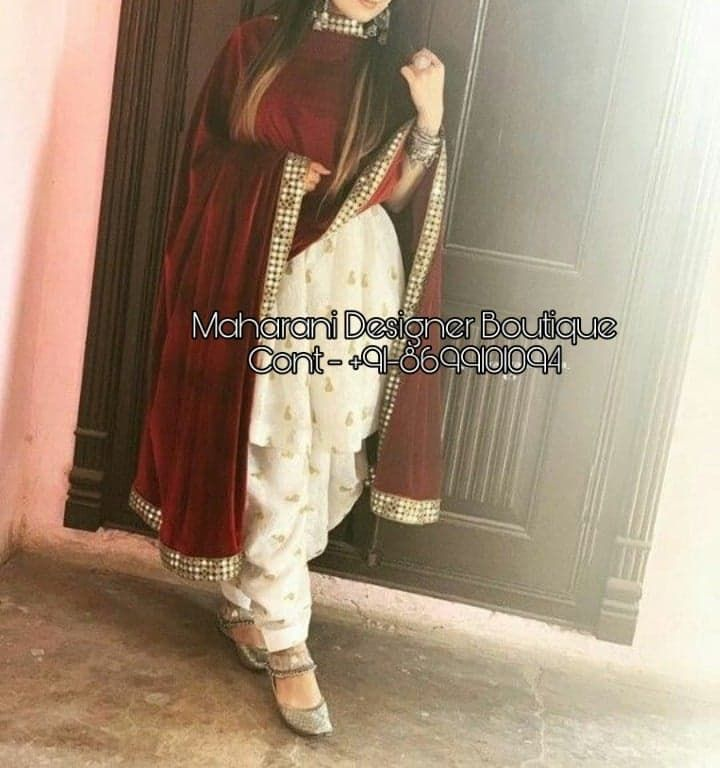 Buy Punjabi Suits Online In Latest Styles Trending In 2020 A Wide Range Of Punjabi Dresses Including Patiala Salwar Kameez In Stunning New Designs Neck Designs For Suits Women Suits