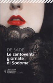32 Le 120 giornate di Sodoma - de Sade