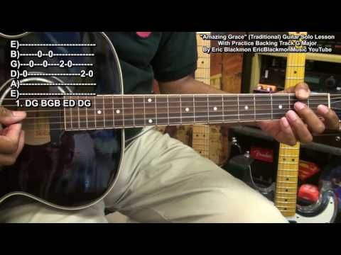 amazing grace guitar chords pdf