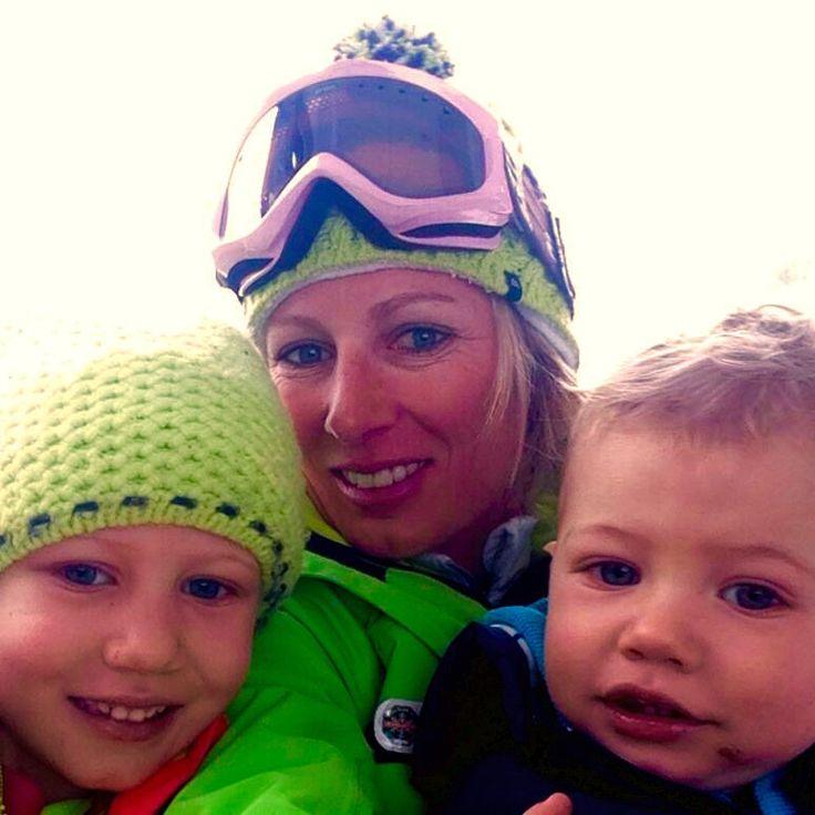 #selfie #bimbi #AEvolutionSkiSchool #SkiareaCampiglio #Folgarida #ValdiSole #Trentino