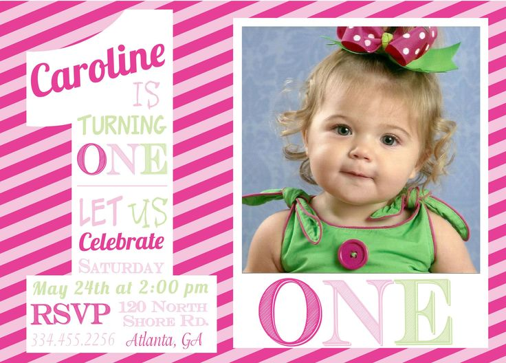 101 best birthday party invitations images on pinterest, Birthday invitations