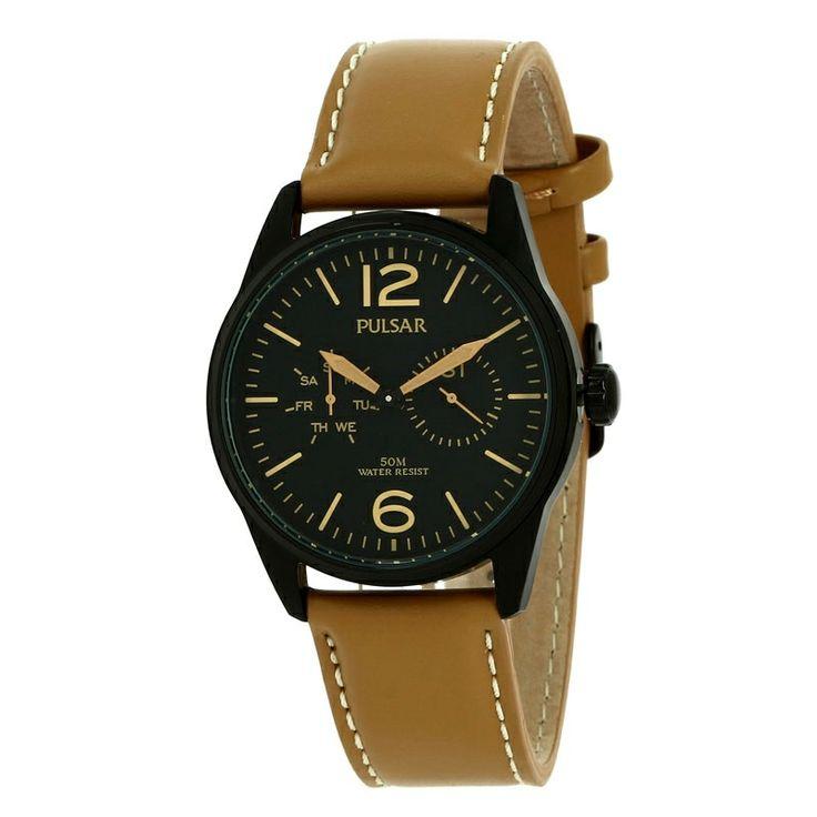 Montre PULSAR PW5011X1 Vintage collection CLASSIQUE HOMME sur Mode In Motion, horloger en ligne