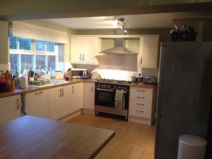 kitchen garage conversion - Google Search | Home | Pinterest | Kitchens
