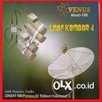 parabola pixed 4 satelite (lokal+asia/eropah/tiongkok)   AGEN-JASA-AHLI PASANG ANTENA TV , PARABOLA OTOMATIS DAN CAMERA CCTV   jasa-ahli pasang antena tv, parabola otomatis venus dan camera cctv