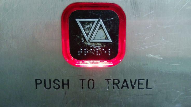 Push to travel, push to bid!