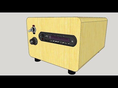 Como montar um amplificador compacto de alta potência - YouTube