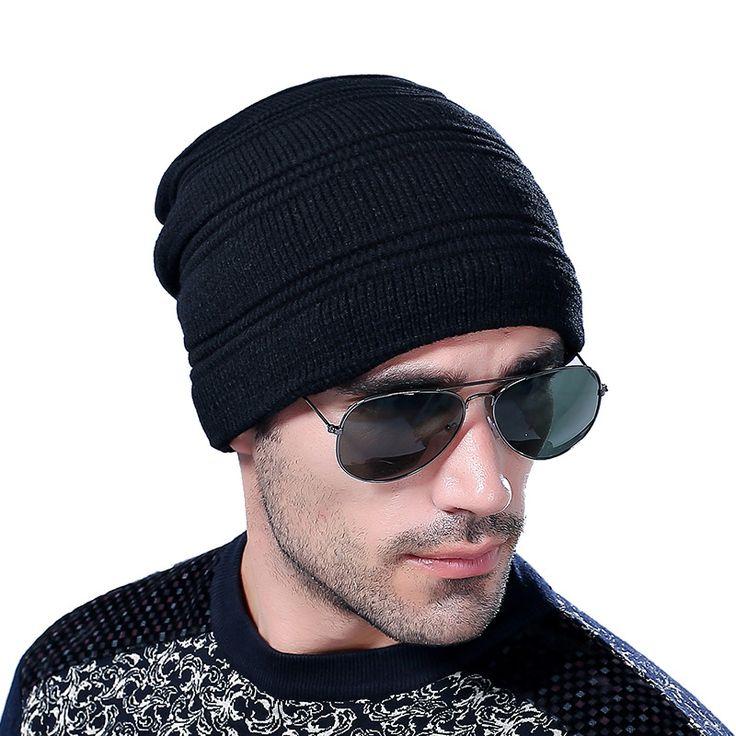 2016 Winter gorras skating Winter snowboard Ski hat Beanies man woman skullies CAP gorros de lana