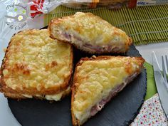 SANDWICH CROQUE-MONSIEUR   Cocinar en casa es facilisimo.com