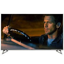 "Buy Panasonic 40DX700B LED HDR 4K Ultra HD Smart TV, 40"" With Freeview Play, Built-In Wi-Fi & Art Of Interior Design Online at johnlewis.com"