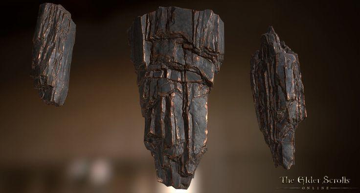 The Elder Scrolls Online, Mike Rodriguez on ArtStation at…