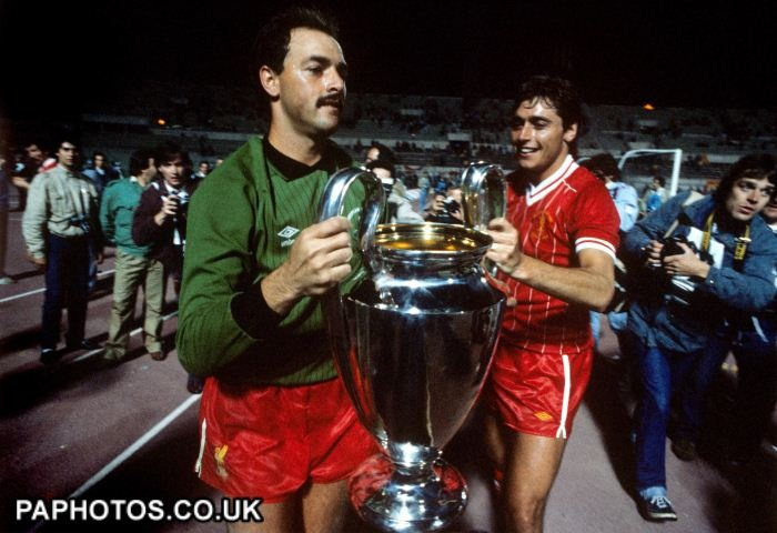 Soccer - European Cup Final - Liverpool v AS Roma