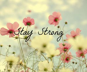 No matter what you're going through there's always somebody else somewhere fighting a harder battle. So stay strong!