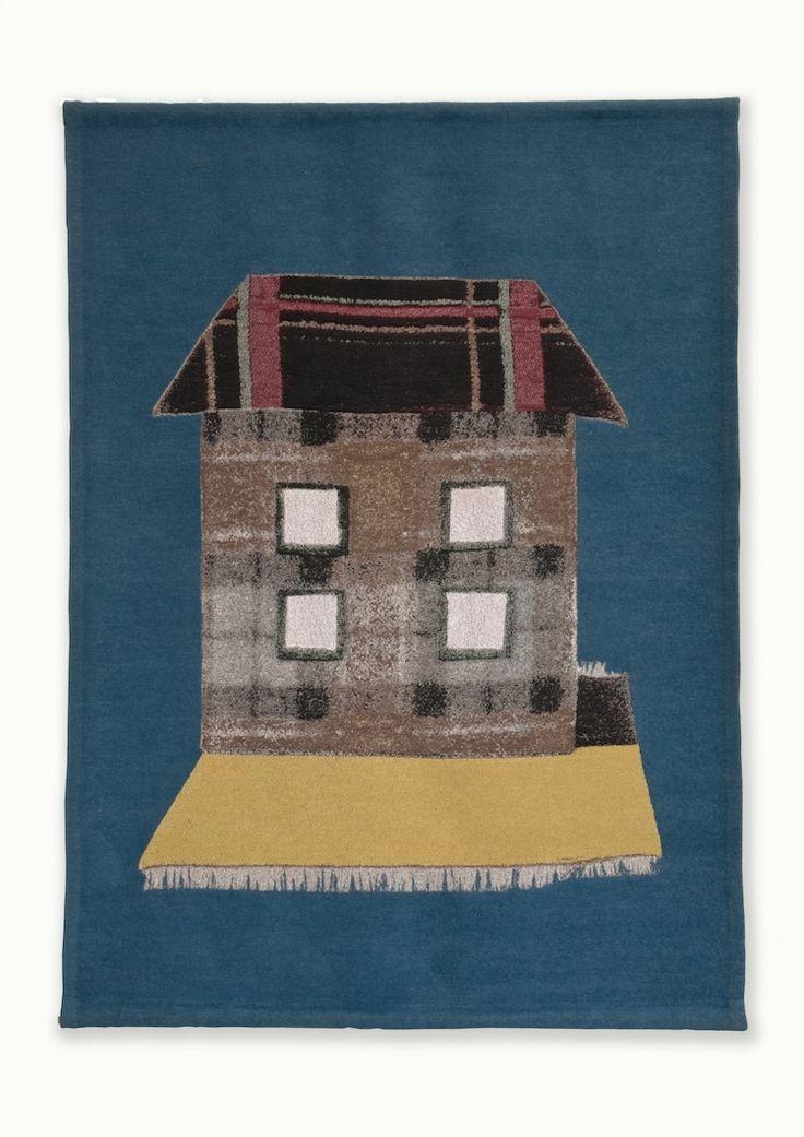 'Family Wall Hanging' by Kiki van Eijk (collection: TextielMuseum, Tilburg)