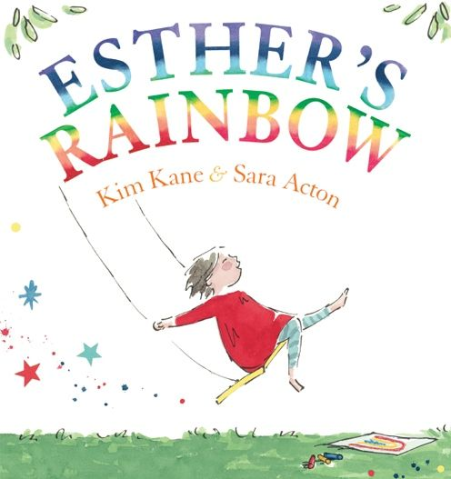 Read a rainbow with Esther's Rainbow