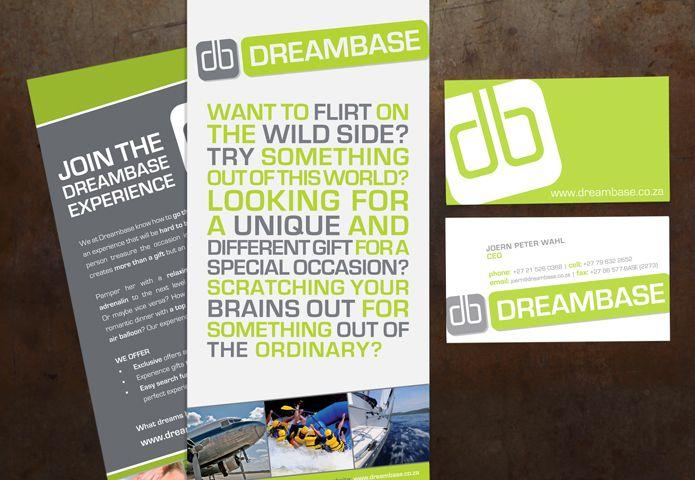 Dreambase Corporate Identity | Malossol
