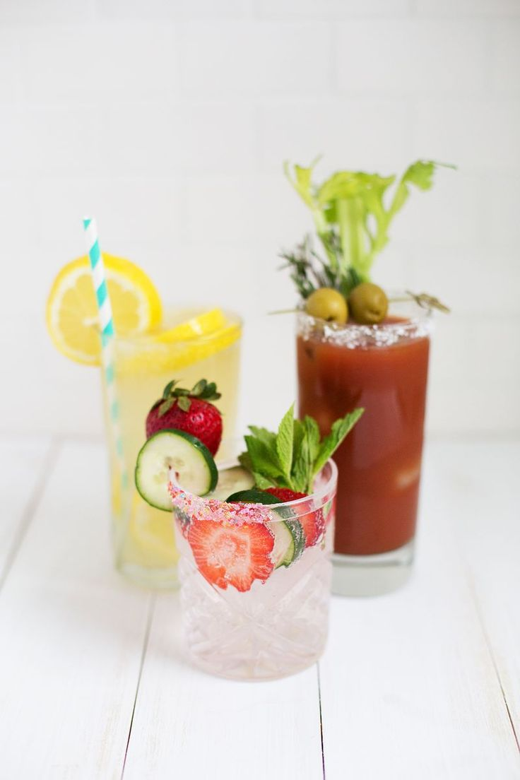 Ginger Beer Lemonade. Yes, please! | Open Bar | Pinterest