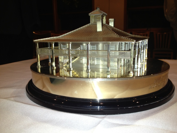 Sam Snead's Masters Trophy