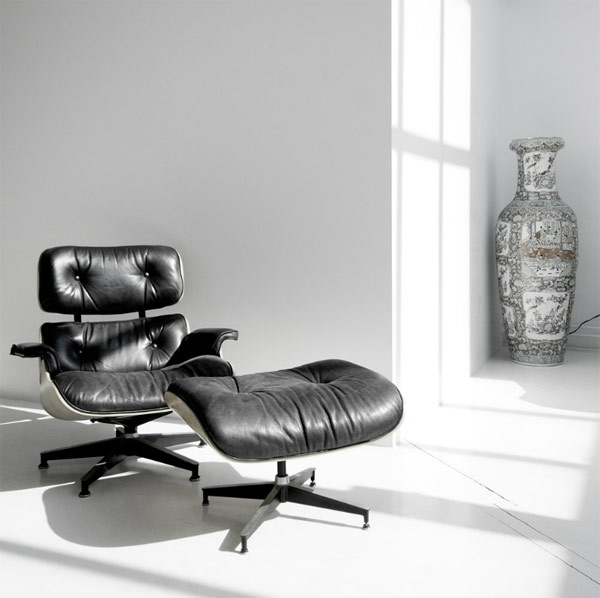 7 best mcm classic eames lounge chair images on for Chaise james eames