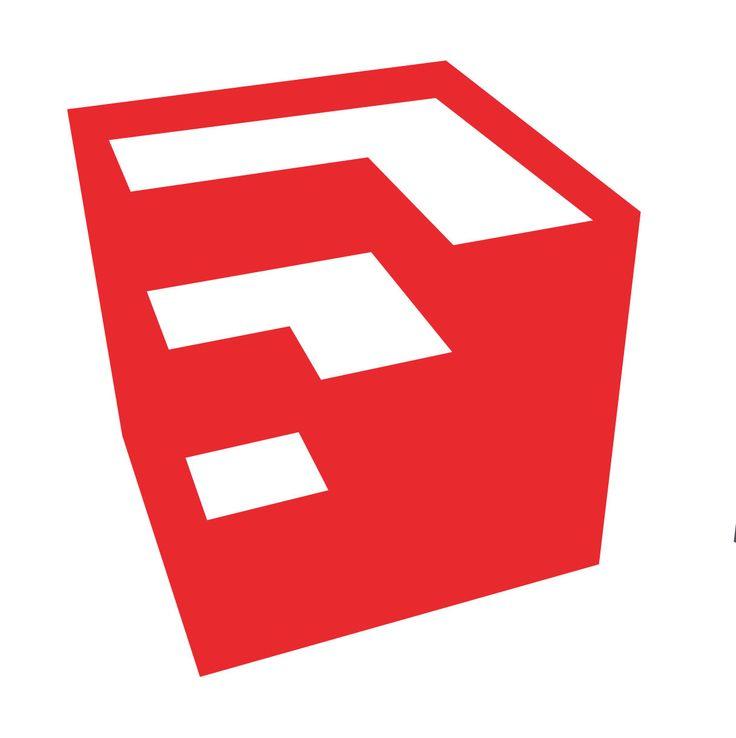 SketchUp logo - more like StepUp