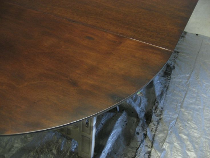 8 Best Images About Refinished Kitchen Table On Pinterest